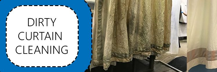 Hidden issues Associated With Dirty Curtains